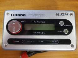 Futaba CR 2000 Charger