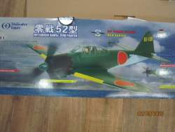 Mitubishi Zero , New in Box, Brushless Motor Included