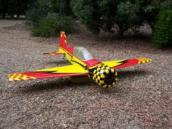 QQ Yak 54   120 inch Damaged