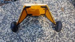 Undercarriage for 1/4 scale varbon cub