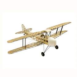 Tiger Moth 1400mm Laser Cut Balsa Wood RC Airplane Kit
