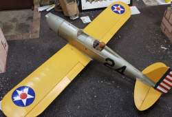 SIG RYAN STA CONVERTED TO PT 1.8M AIRFRAME ONLY