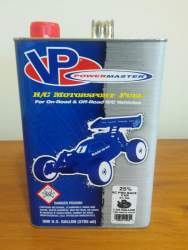 25% Nitro Fuel VP Power Master Pro Race Blend