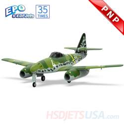HSD JETS 1890mm ME262 90mm EDF PNP with coupon code