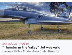 Barossa Valley model aero club Jet Weekend