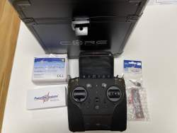 PowerBox CORE Transmitter with RX and accessories